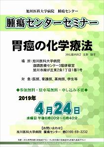 20190424_「胃癌の化学療法」